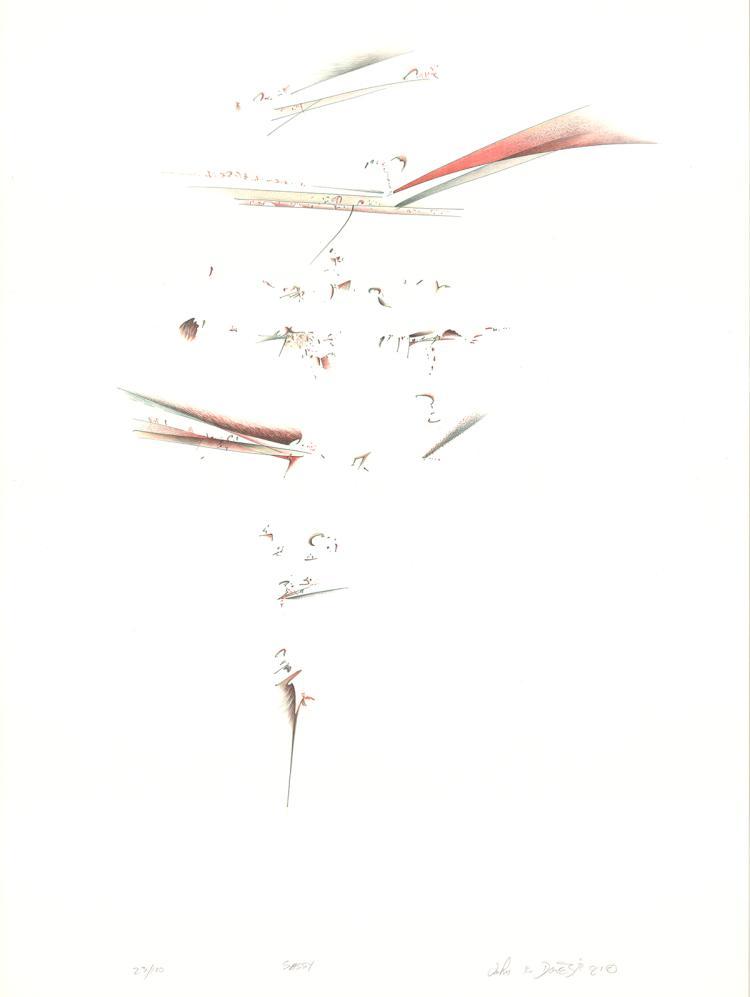 John Dowell - Sassy - 1981 - SIGNED