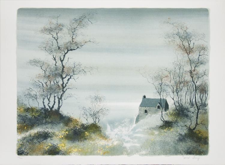 Bernard Charoy - Forgotten Meadow - SIGNED