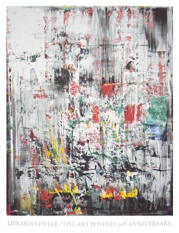 Gerhard Richter - Eis 2 - 2003