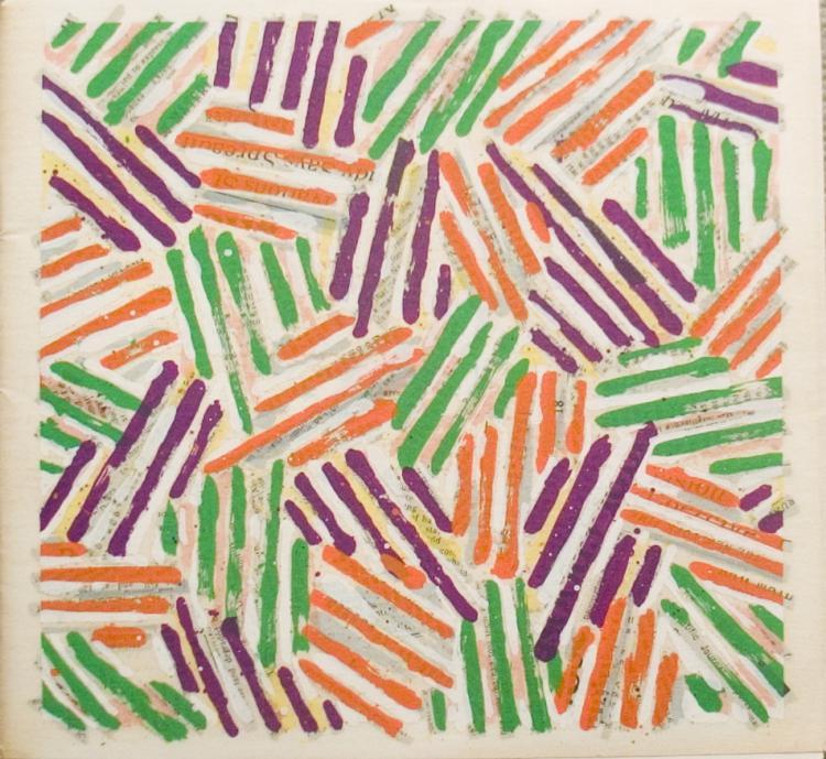 Jasper Johns Screenprints - 1977