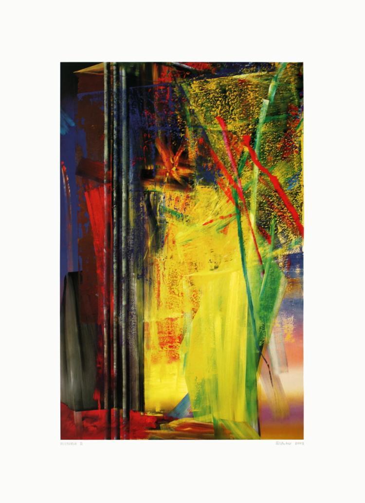 Gerhard Richter - Victoria II - 2003
