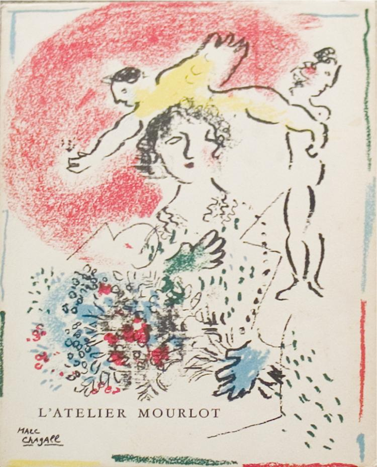 Lithographies de l'Atelier Mourlot - 1965
