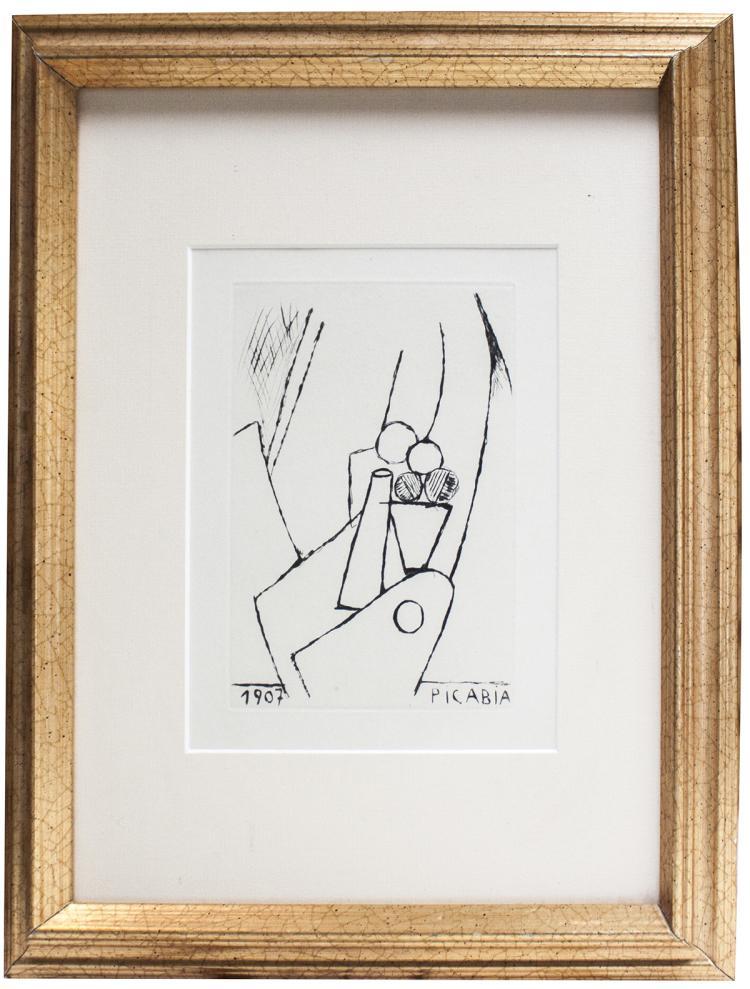 Francis Picabia - Machine Cubiste - 1907