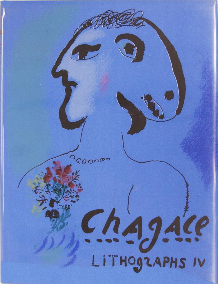 Chagall Lithographs IV (1969-1973) - 1974