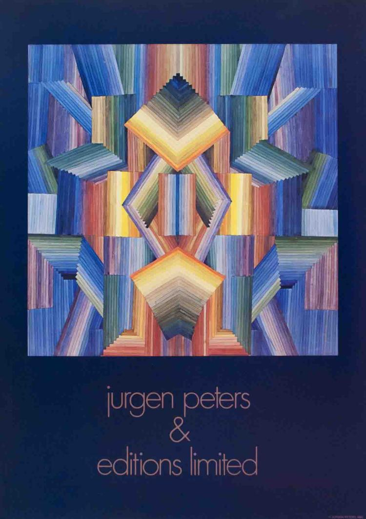 Jurgen Peters - Prism - 1980