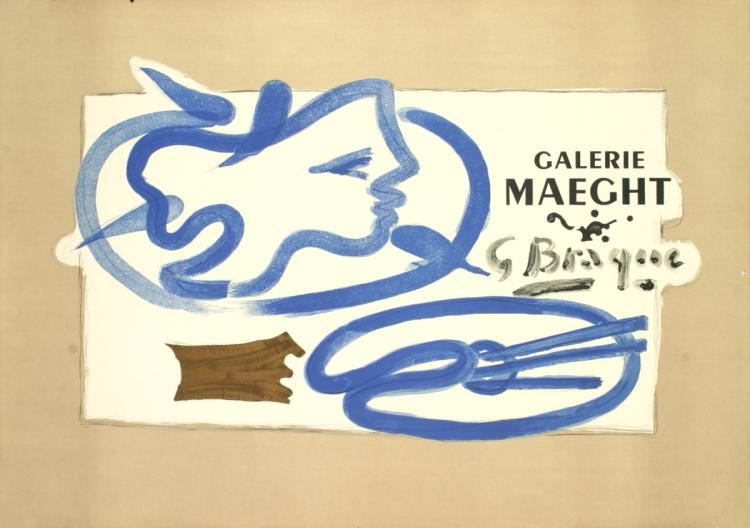 Georges Braque - Galerie Maeght