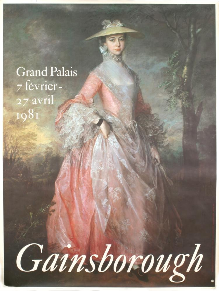 Thomas Gainsborough - Grand Palais - 1981