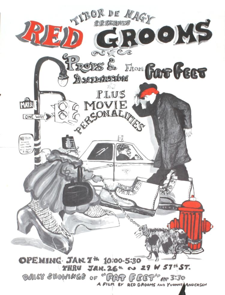 Red Grooms - Red Grooms