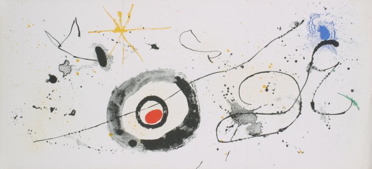 Joan Miro - DLM No.139-140, pg. 12-14 - 1963