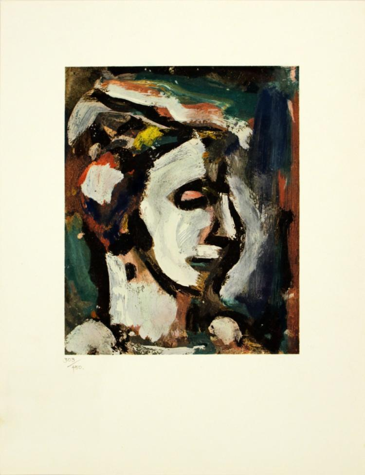 Georges Rouault - Camille - 1969