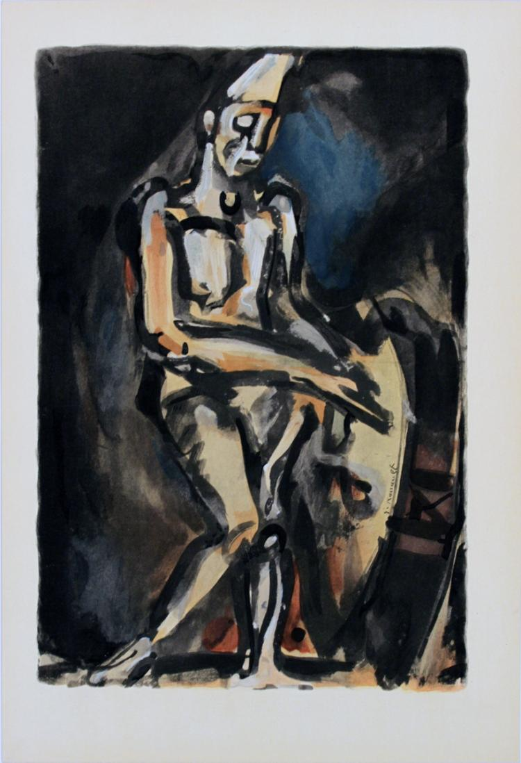 Georges Rouault - Le Clown