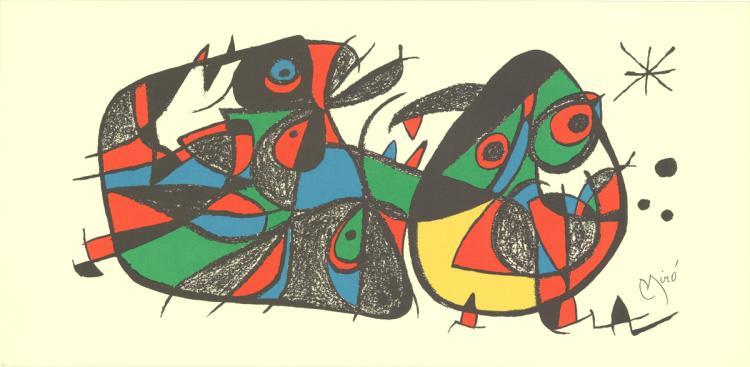Joan Miro - Escultor Italy