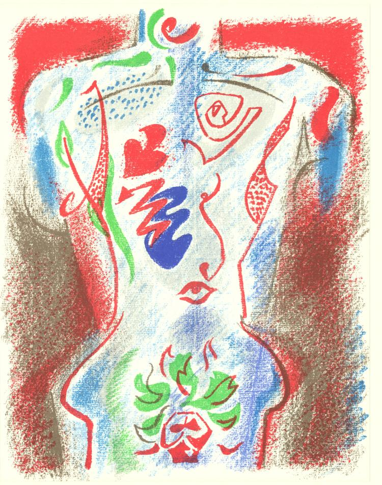 Andre Masson - XXe Siecle no. 38 - 1972