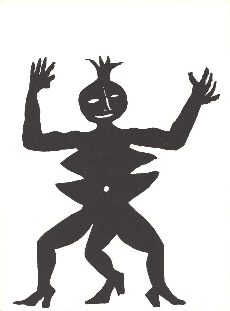 Alexander Calder - Untitled - 1963