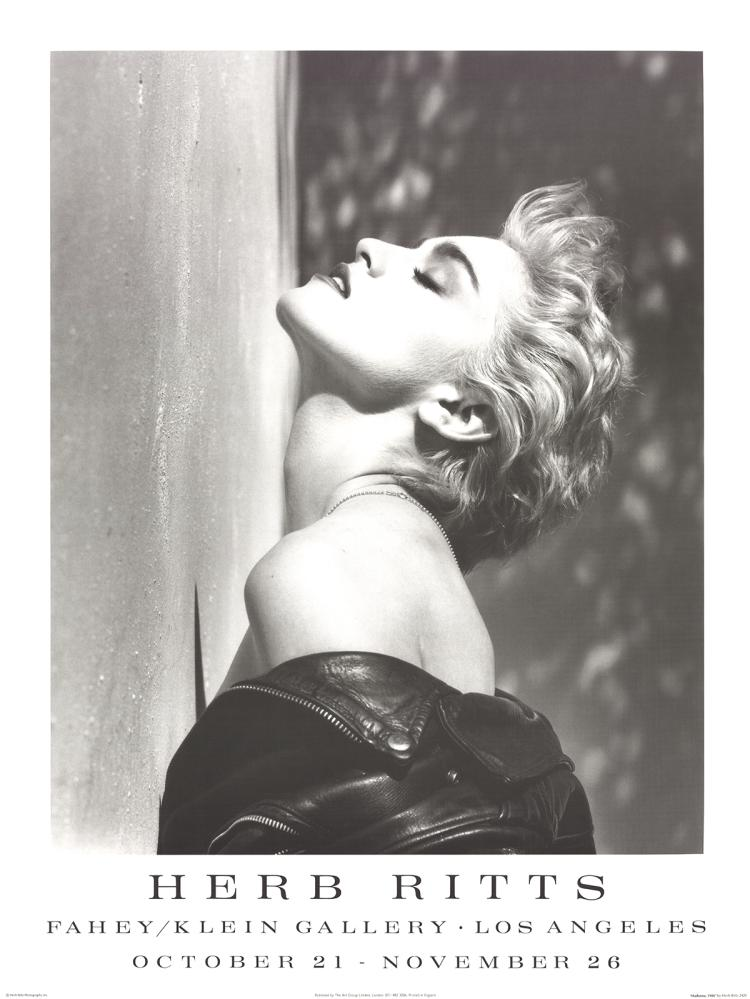 Herb Ritts - Madonna - 1989
