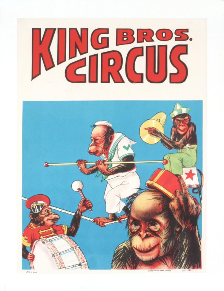 King Brothers - Circus