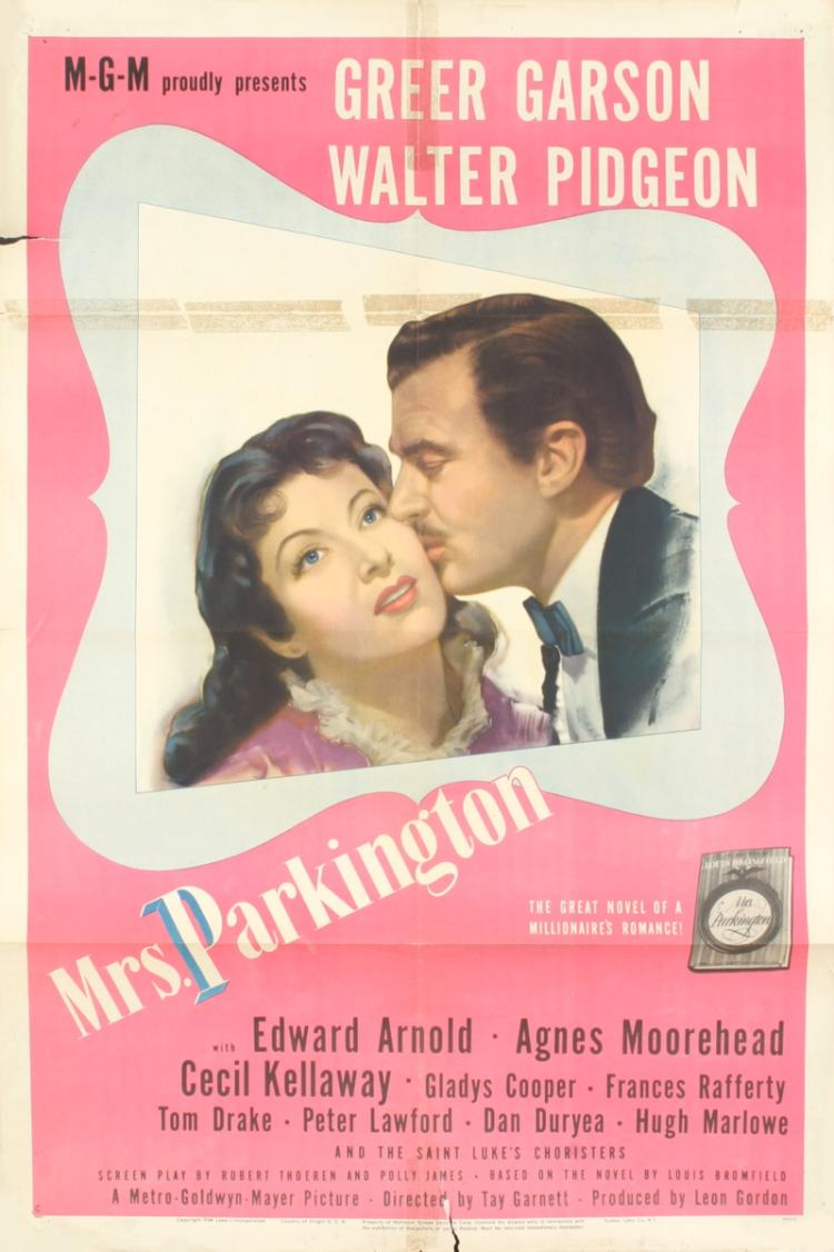 Mrs. Parkington - 1944