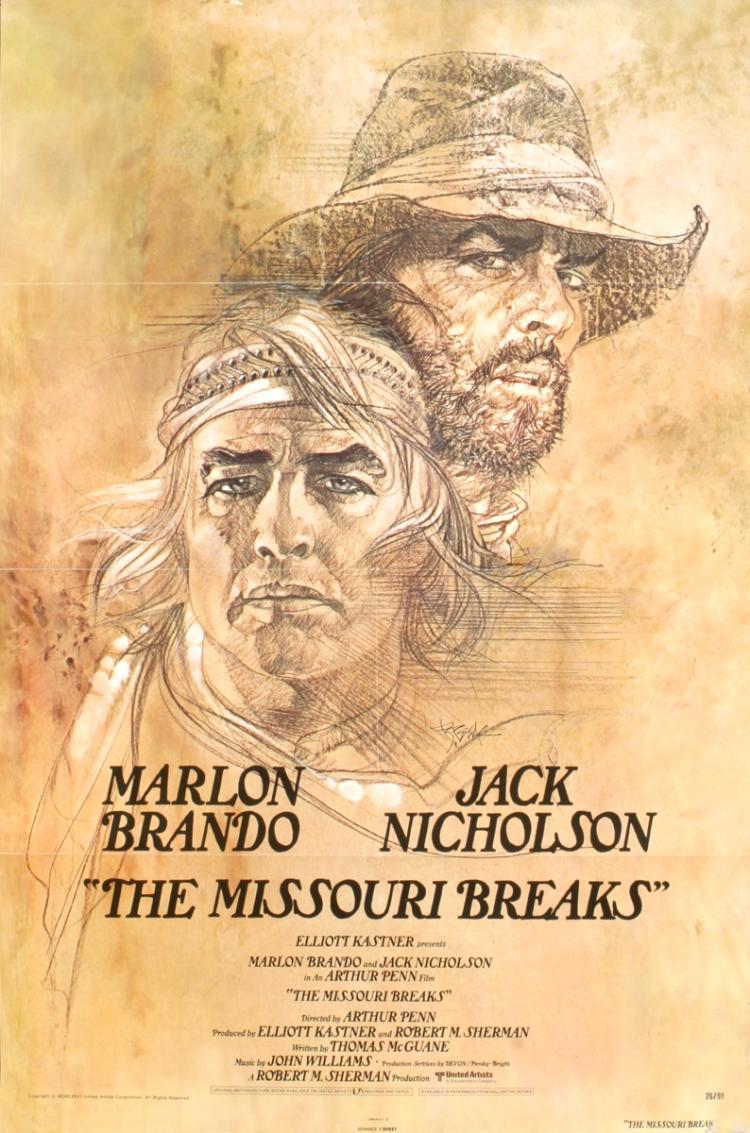 The Missouri Breaks - 1976