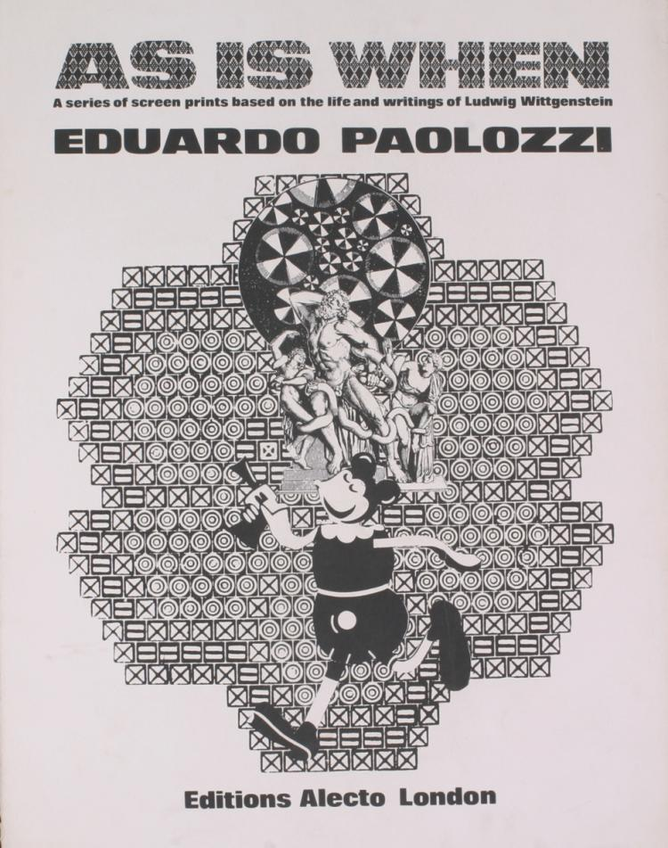 Eduardo Paolozzi - As is When