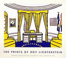 Roy Lichtenstein - The Oval Office
