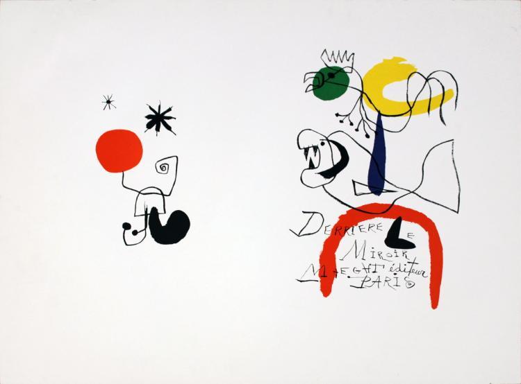 Joan Miro - DLM Cover