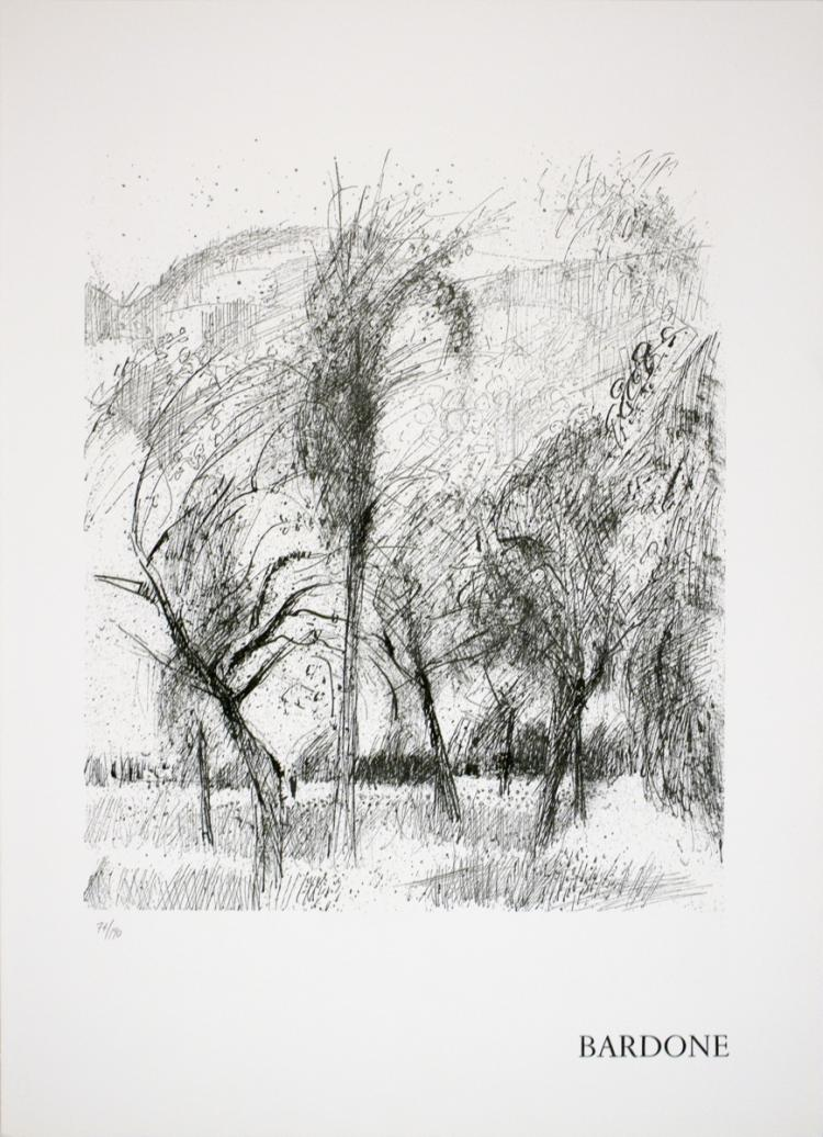 Guy Bardone - Le vent - 1970