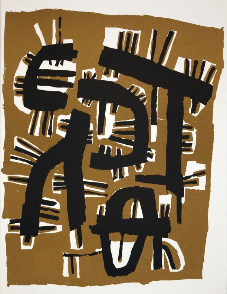 Rodolphe Raoul Ubac - Sans Titre (Untitled) - 1968