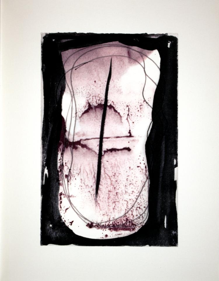 Philippe Touvay - Untitled - 1971
