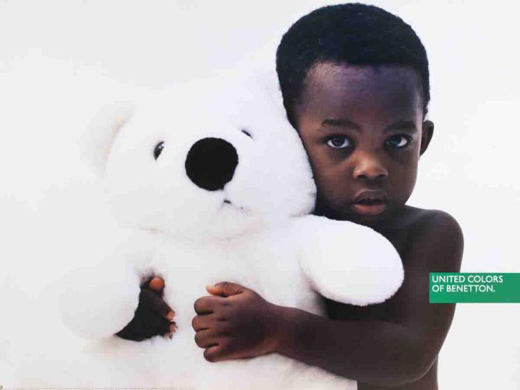 Oliverio Toscani - United Colors of Benetton