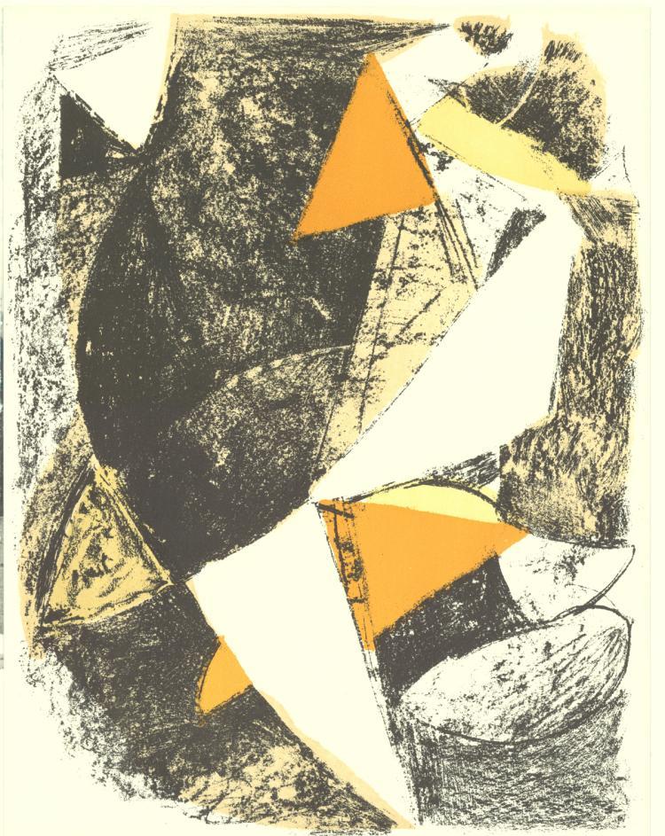 Marino Marini - Cheval et Cavalier - 1963