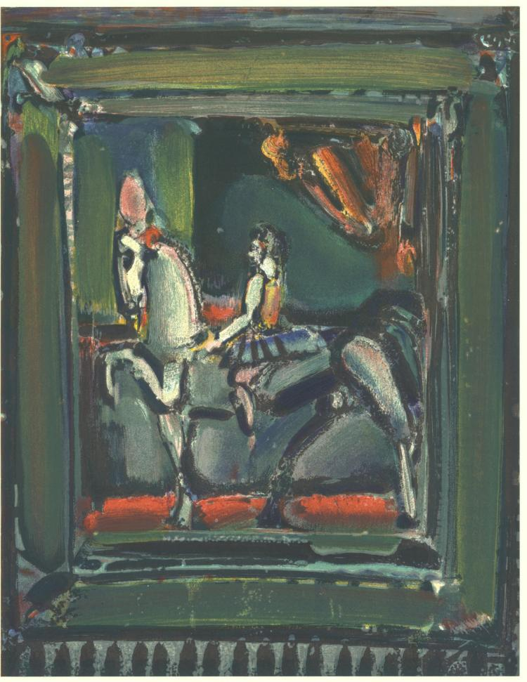 Georges Rouault - XXe Siecle - 1971