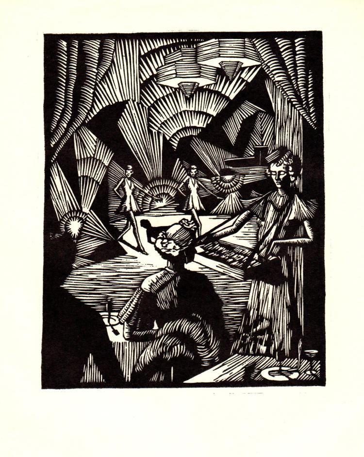 Gladys M. Wilkins - Cigarettes? - 1938