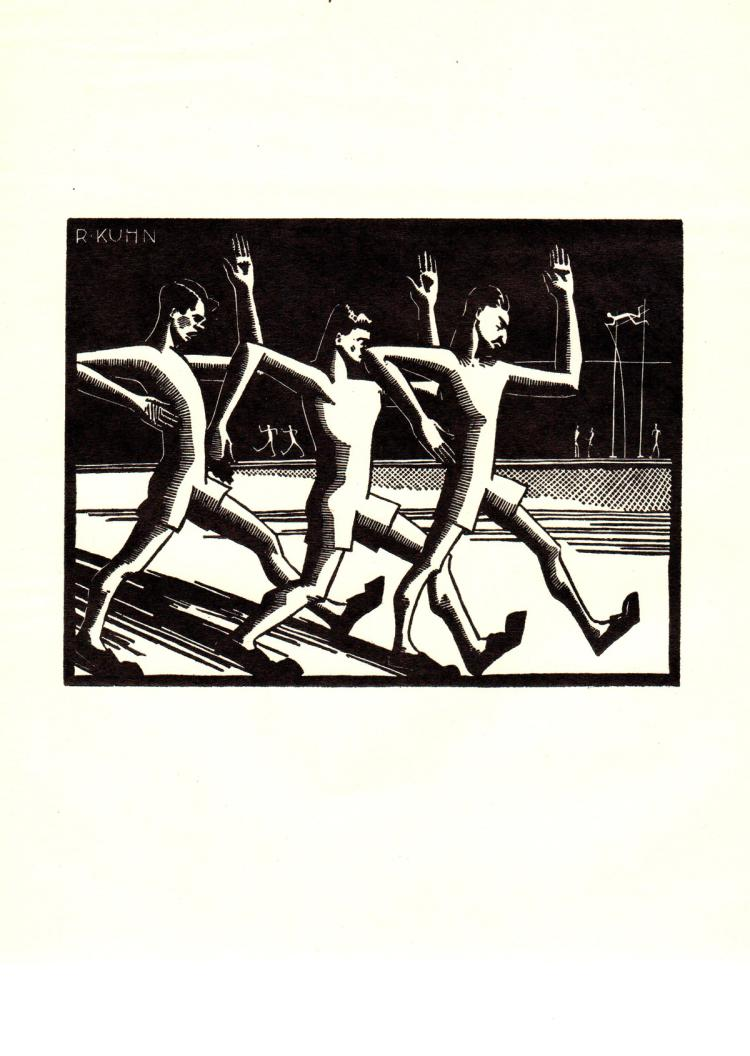 Robert J Kuhn - Walkers - 1938