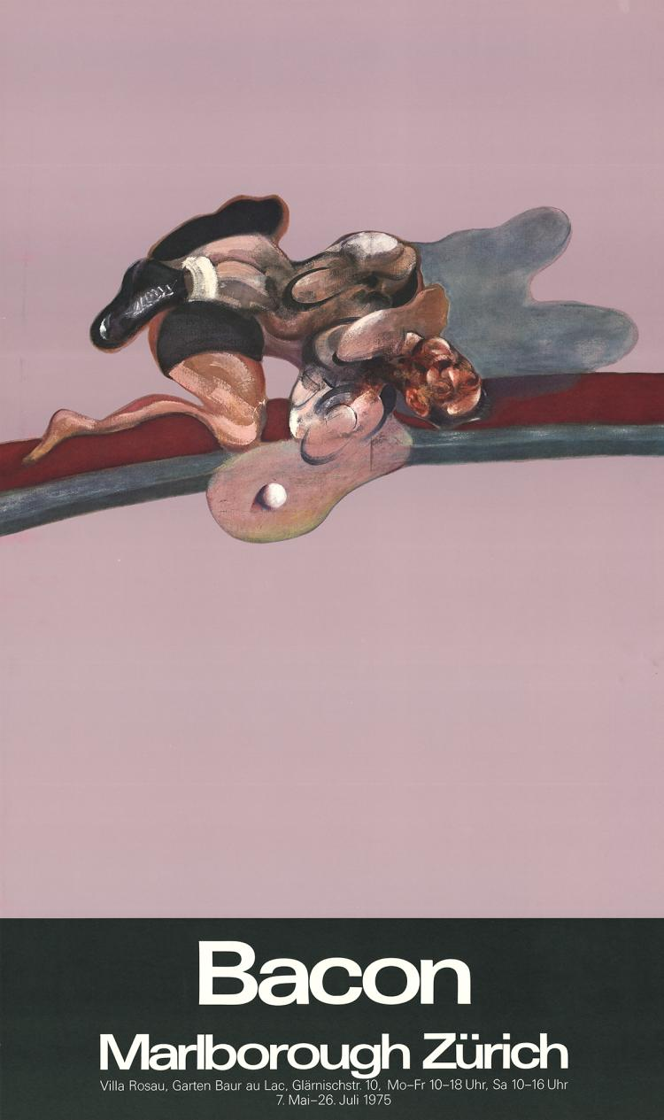 Francis Bacon - In Memory of George Dyer - 1975