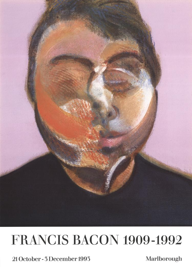 Francis Bacon - Self-Portrait - 1995