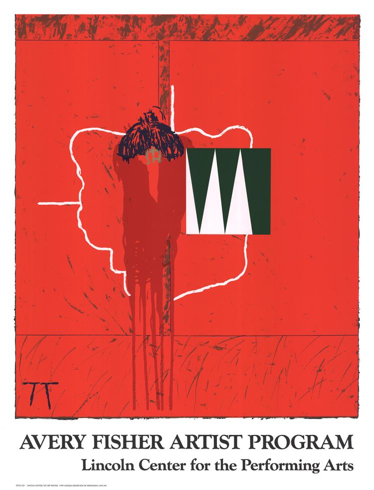 Steve Joy - Avery Fisher Artist Program - 1991