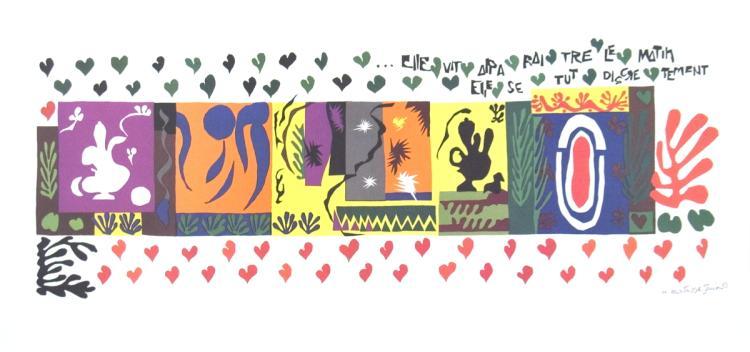Henri Matisse - Mille Et Une Nuits