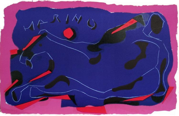 Marino Marini - Equestrian-XXieme siecle