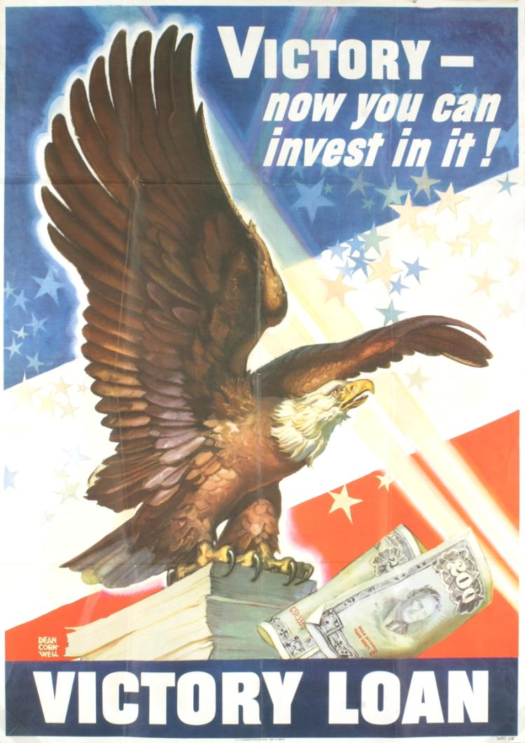 Dean Cornwell - Victory Loan - 1918