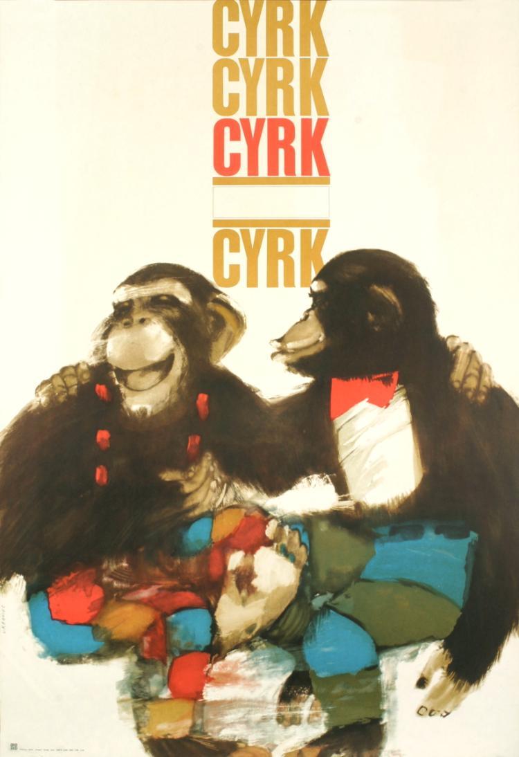 Urbaniec - Cyrk - 1970