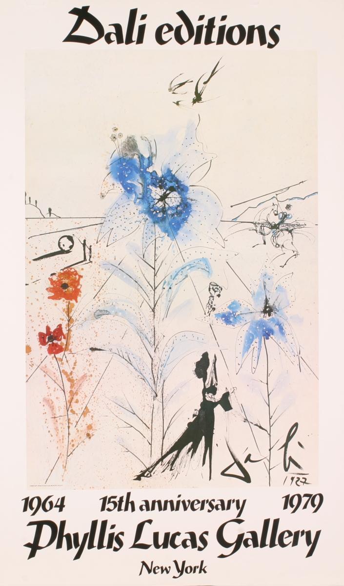 Salvador Dali - Phyllis Lucas Gallery - 1979