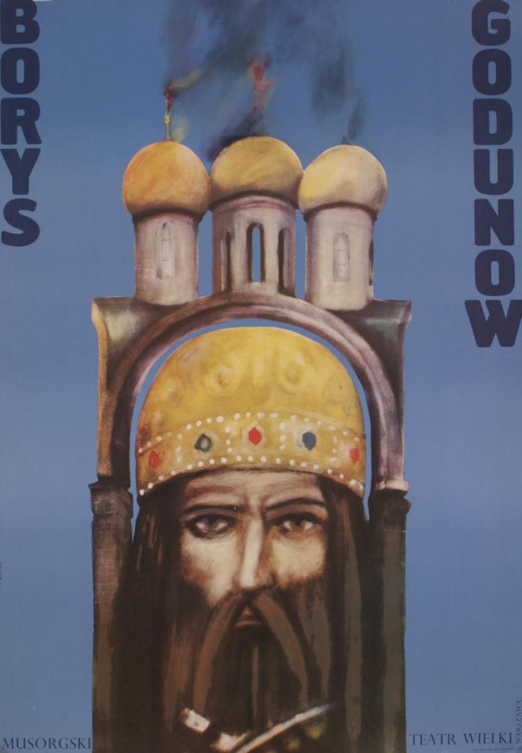 Borys Godunow - Teatr Wielki, Urbaniec
