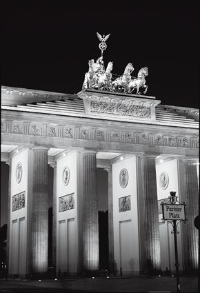 Bradenberg Gate, Berlin - 2000