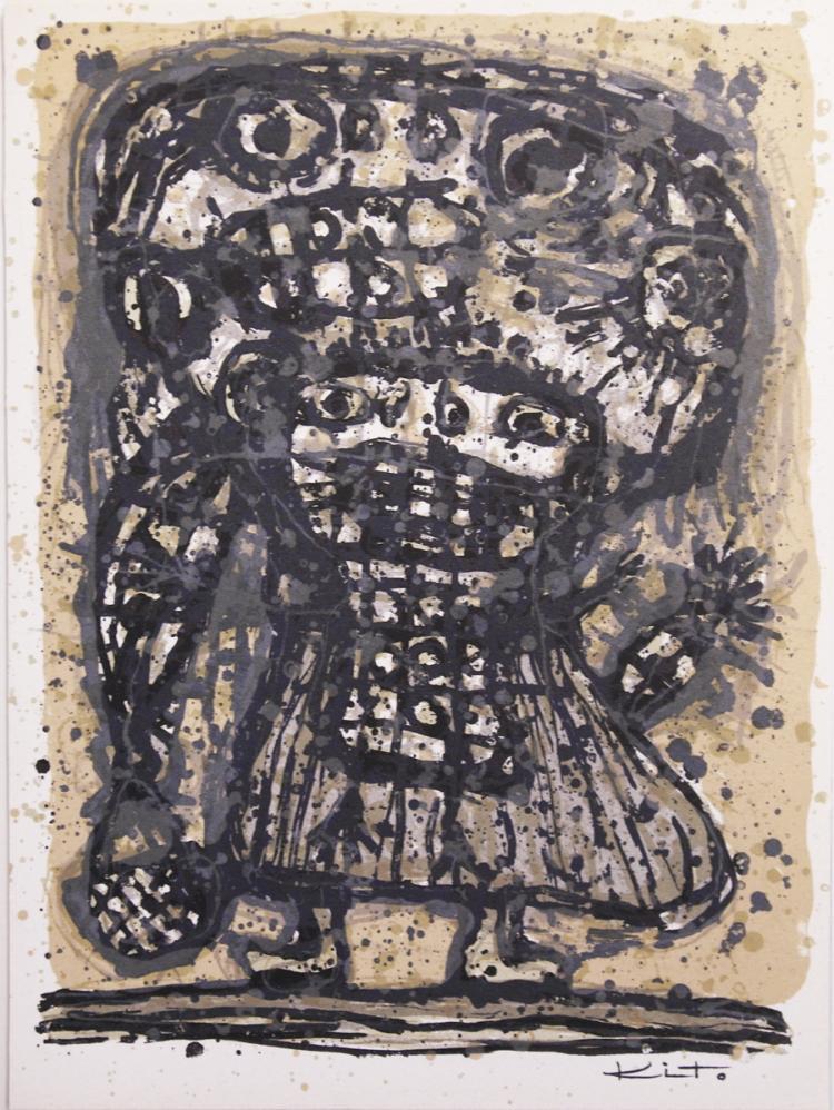 Akira Kito - Enfant - 1964