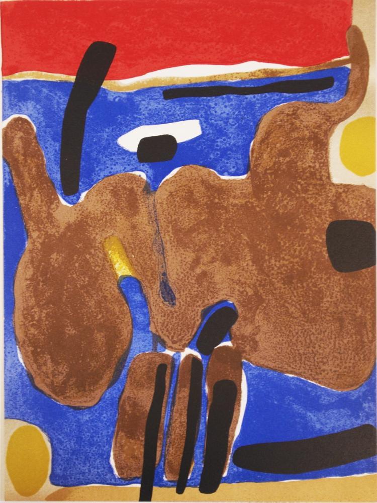 Maurice Esteve - Composition - 1964