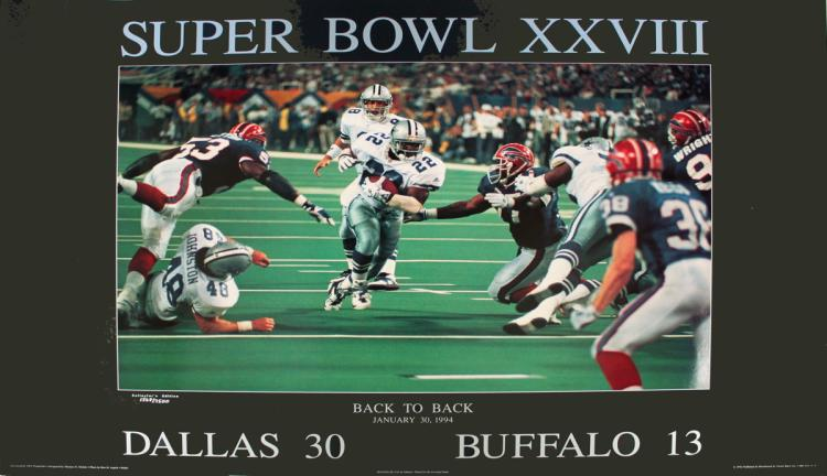 Peter Nickelback - Super Bowl XXVIII