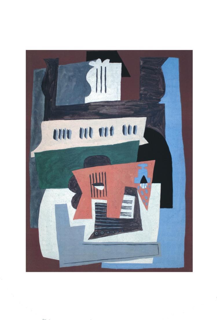 Pablo Picasso - Piano - 1997