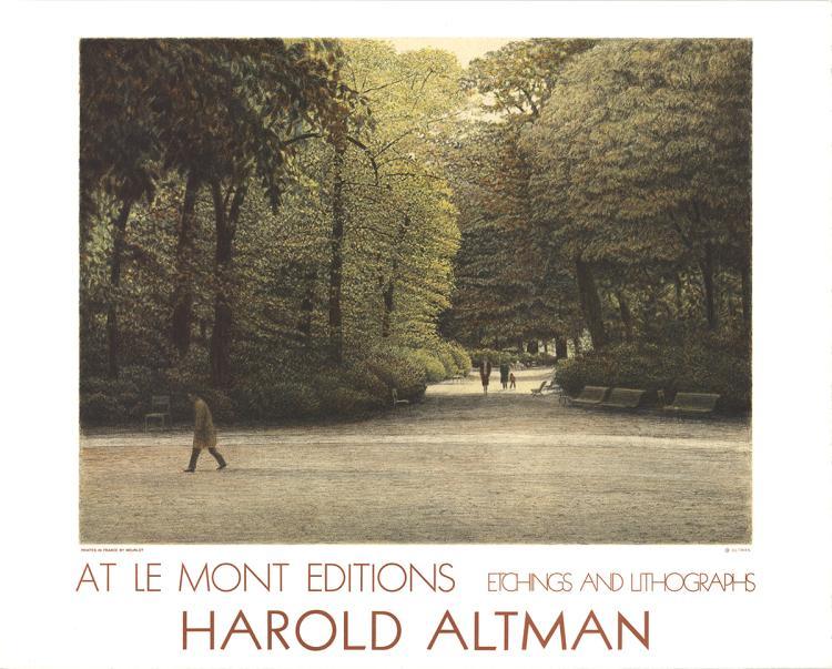 Harold Altman - Central Park