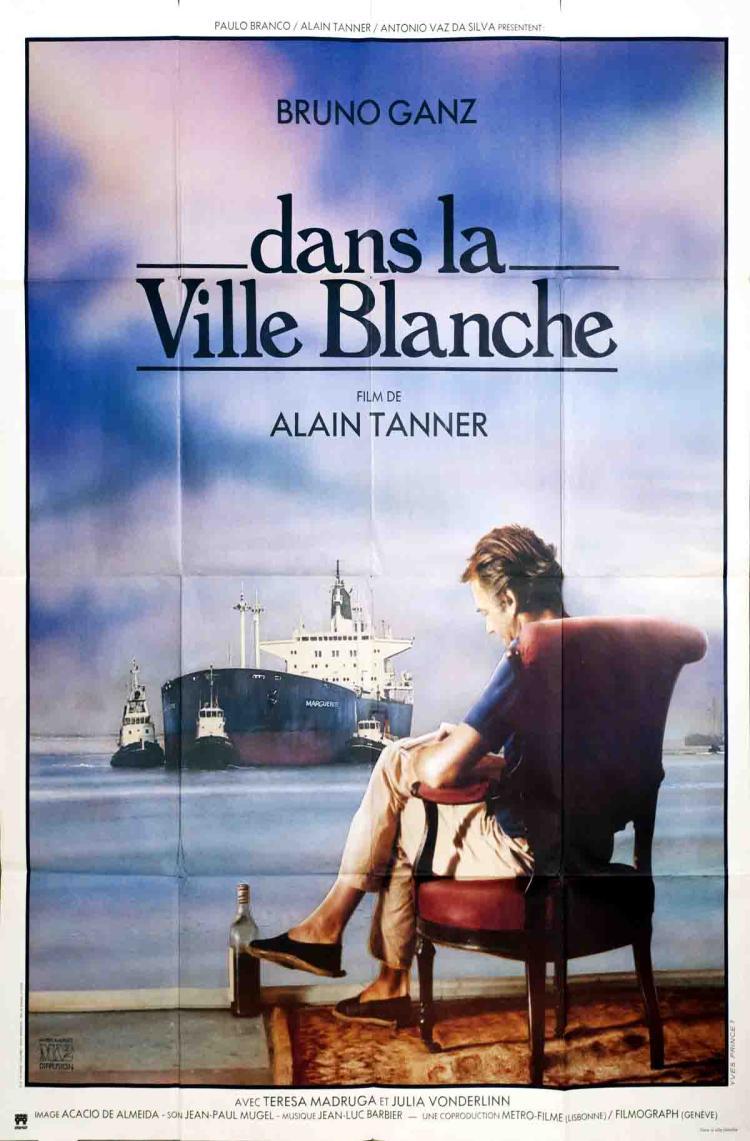 Dans La Ville Blanche (FOLDED) - 1983