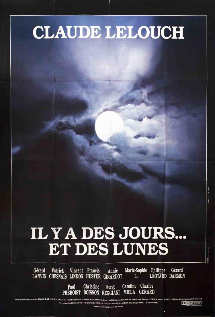 Il Y a Des Jours... Et Des Lunes - 1990